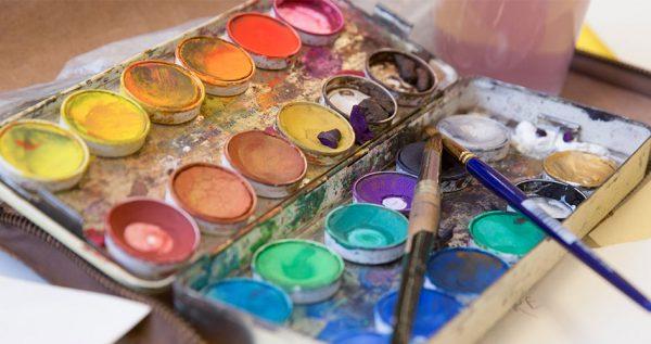 آموزشگاه های هنرهای تجسمی
