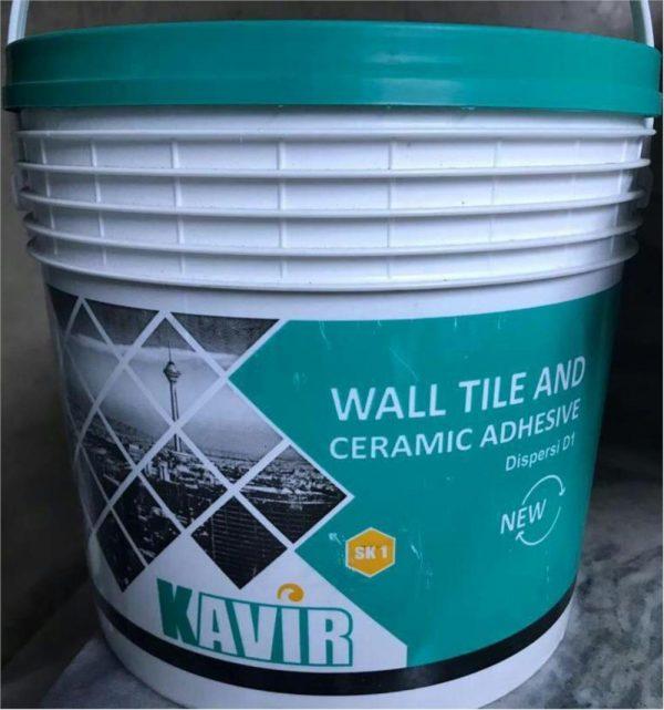 از چسب کاشی و چسب سرامیک پودری برای نصب کاشی ، سرامیک و سنگ روی سطوح صاف ، آجر استفاده می شود.
