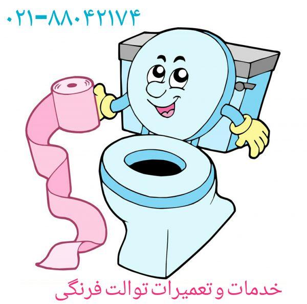 تعمیر توالت فرنگی والهنگ تعمیر توالت فرنگی والهنگ فلاش تانک توکار