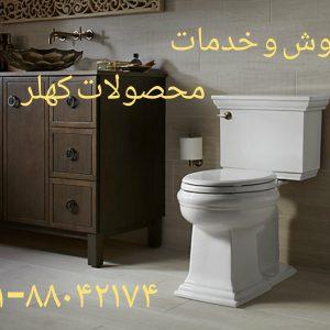 خدمات پس ازفروش توالت فرنگی کهلر خدمات کهلر گبریت دوراویت ویترا ایده ال استاندارد