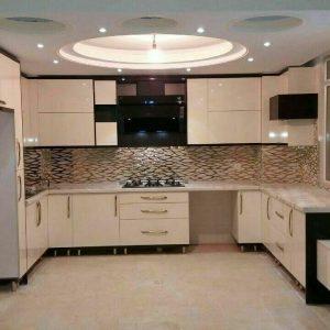 طراحی ، ساخت و تعمیر کابینت آشپزخانه