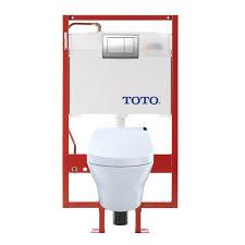 فروش قطعات و لوازم توالت فرنگی و فلاش تانک توکار توتو